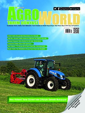 AgroWorld Mart - Nisan - Mayıs