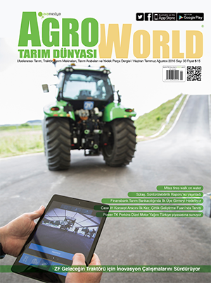 AgroWorld Haziran - Temmuz - Ağustos