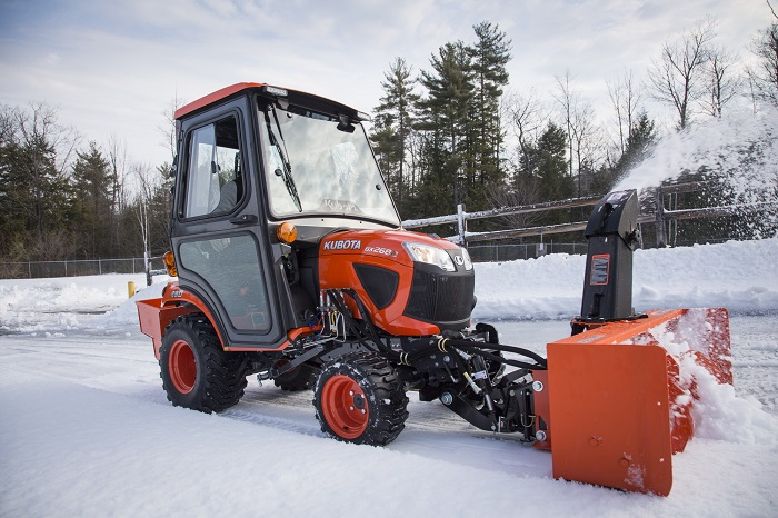 Kubota Canada Introduces The All New Bx80 Series