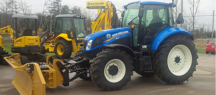 New Holland dealer expands into Northamptonshire