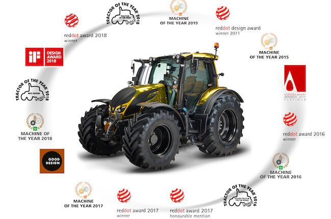 Valtra Focuses On Smart Technology İn 70th Year With New Tractor Launches